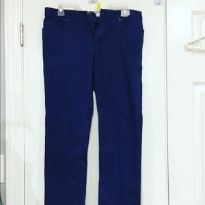 Calvin Klein Slim Fit Blue Pants Jean Style 30X32